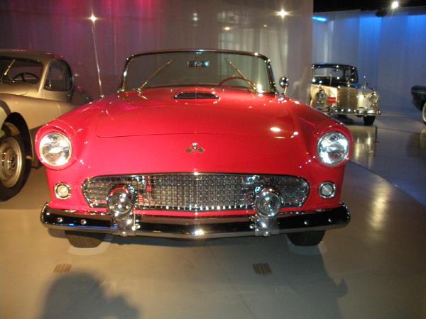 1955福特雷鸟